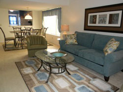 2309 Sea Crest Oceanfront Condo in Forest Beach